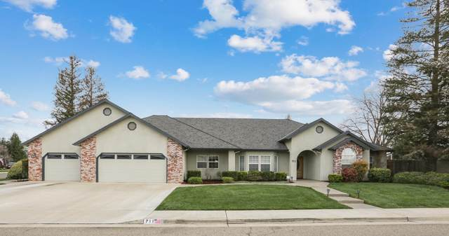 711 Olivewood Drive, Exeter, CA 93221 (#203457) :: The Jillian Bos Team