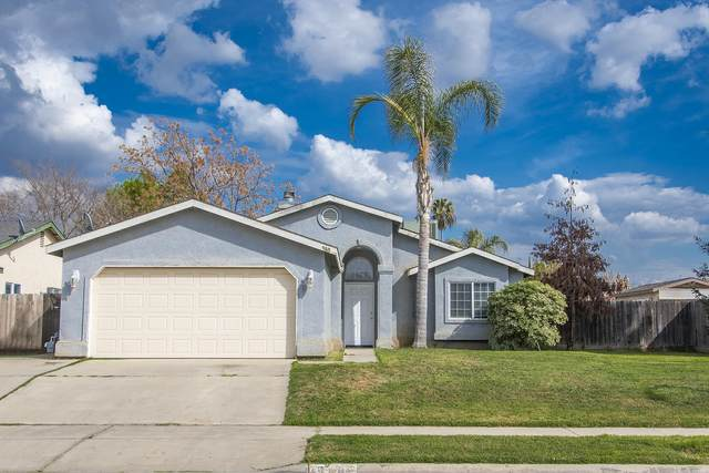 980 Alderwood Street, Tulare, CA 93274 (#203493) :: The Jillian Bos Team