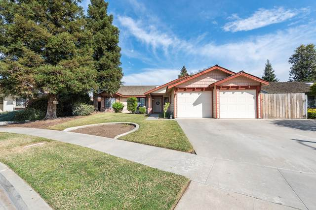 414 Hillsdale Court, Tulare, CA 93274 (#203689) :: The Jillian Bos Team