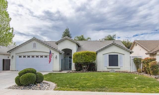 2245 S Virmargo Street, Visalia, CA 93292 (#203717) :: Robyn Icenhower & Associates