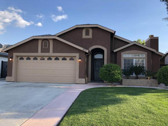 835 W Springville Avenue, Porterville, CA 93257 (#203802) :: The Jillian Bos Team