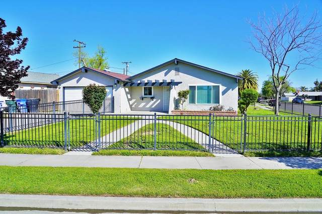 1604 Oriole Street, Hanford, CA 93230 (#203949) :: The Jillian Bos Team