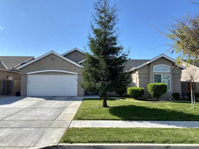 2505 Catavee Avenue, Tulare, CA 93274 (#203974) :: The Jillian Bos Team