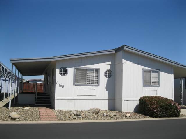 2459 N Oaks Street #100, Tulare, CA 93274 (#204013) :: The Jillian Bos Team