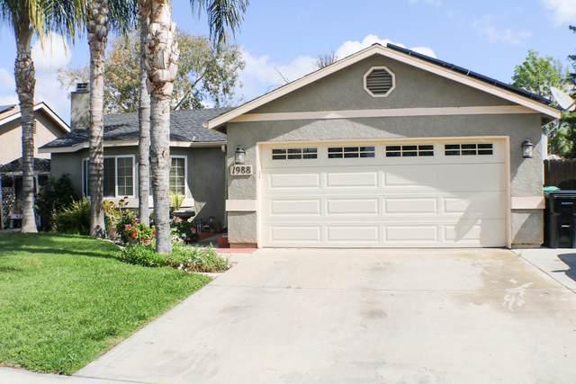 1988 Memory Lane, Porterville, CA 93257 (#204088) :: The Jillian Bos Team