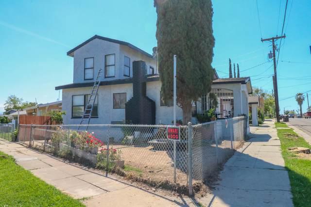 510 N Sunnyside Street, Porterville, CA 93257 (#204317) :: The Jillian Bos Team