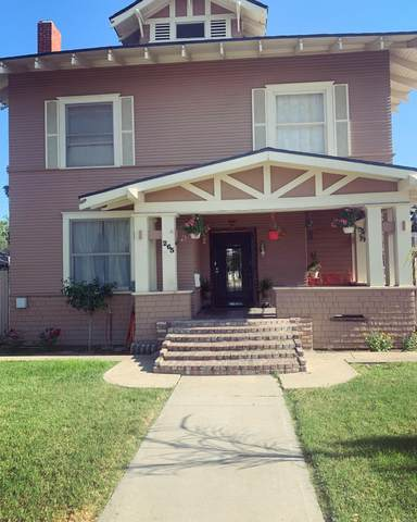 265 E Putnam Avenue, Porterville, CA 93257 (#204573) :: The Jillian Bos Team