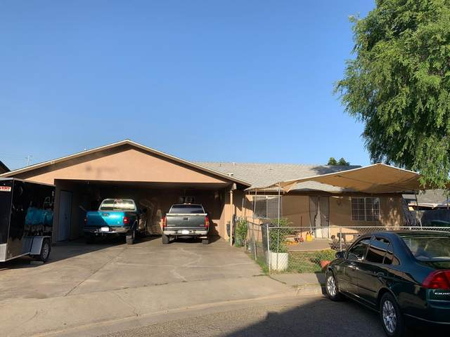 160 N Capitola Way, Porterville, CA 93257 (#204603) :: Martinez Team