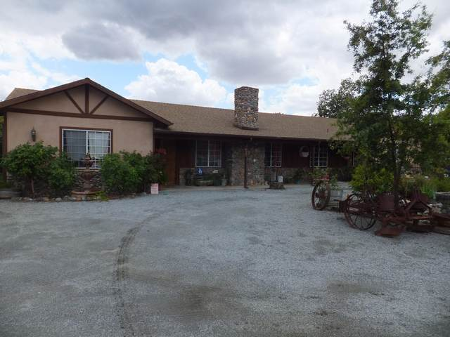 33167 Highway 190, Springville, CA 93265 (#204712) :: The Jillian Bos Team