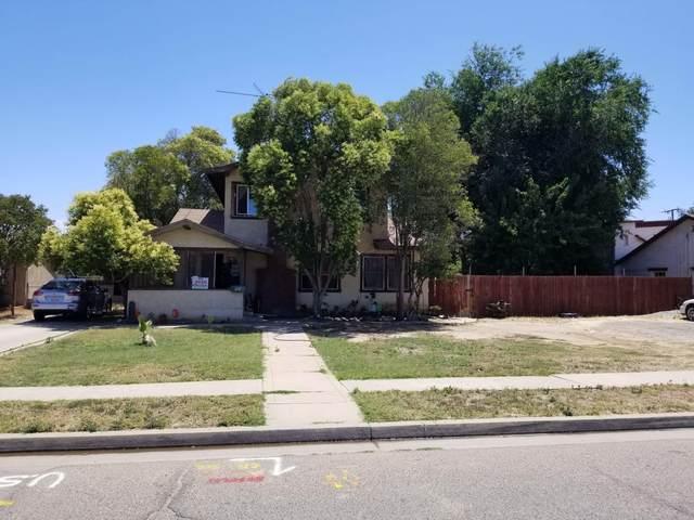 214 S Harvard Avenue S, Lindsay, CA 93247 (#205161) :: The Jillian Bos Team