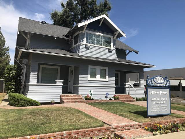 132 S N Street, Tulare, CA 93274 (#205310) :: The Jillian Bos Team