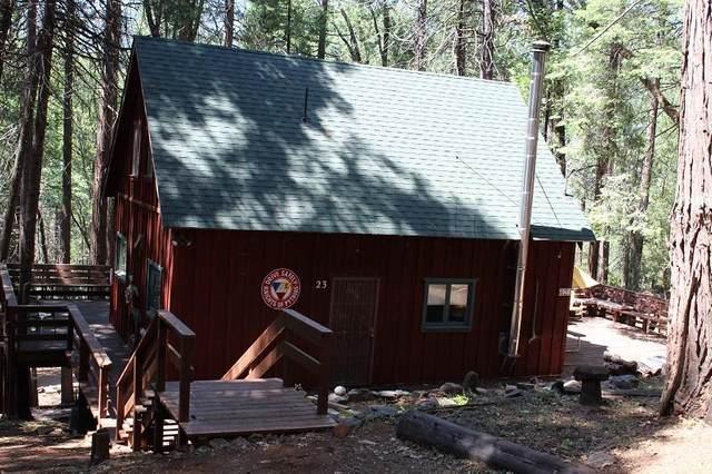 1940 John Gurney Drive, Camp Nelson, CA 93265 (#205324) :: The Jillian Bos Team