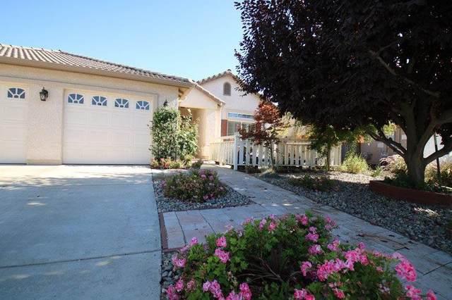 2913 W Newton Court, Visalia, CA 93291 (#205358) :: Martinez Team