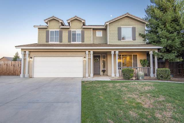 3931 E Vassar Court, Visalia, CA 93292 (#205407) :: Martinez Team