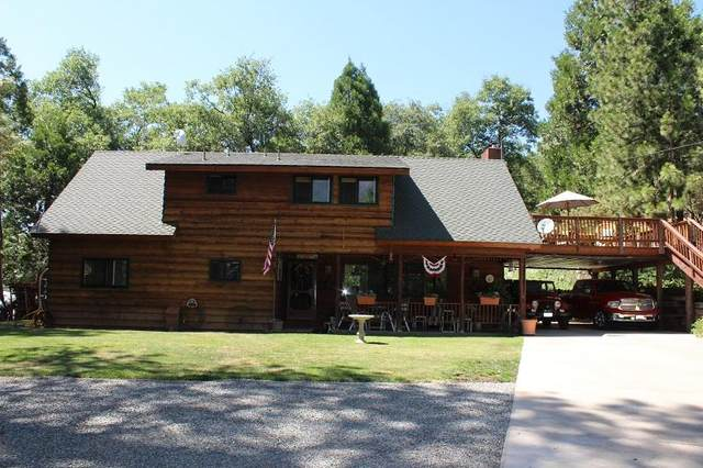 1410 Highway 190, Camp Nelson, CA 93265 (#205438) :: Robyn Icenhower & Associates