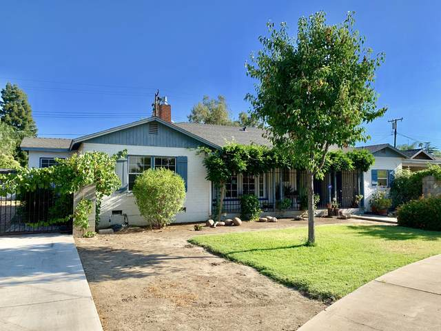 479 W Grand Avenue, Porterville, CA 93257 (#205442) :: Robyn Icenhower & Associates