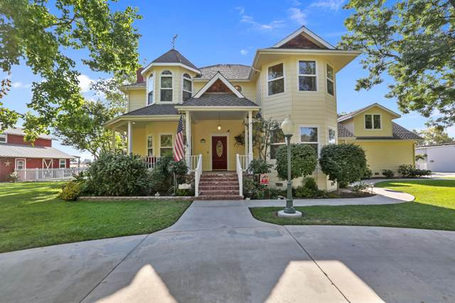 20174 Ave 312, Exeter, CA 93221 (#205787) :: The Jillian Bos Team