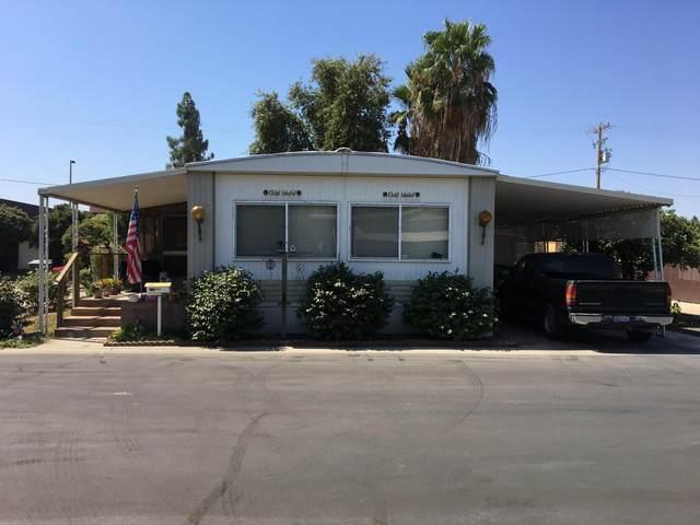 225 N Akers Street #129, Visalia, CA 93291 (#205949) :: Martinez Team