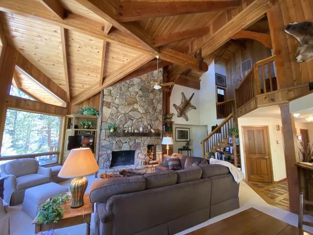 57221 Sierra View Drive, Springville, CA 93265 (#206004) :: The Jillian Bos Team