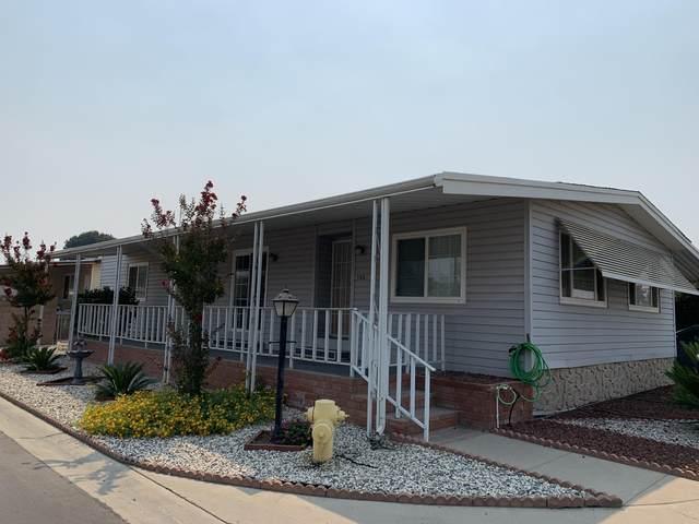 2627 W Midvalley Ave  #122, Visalia, CA 93277 (#206725) :: Robyn Icenhower & Associates