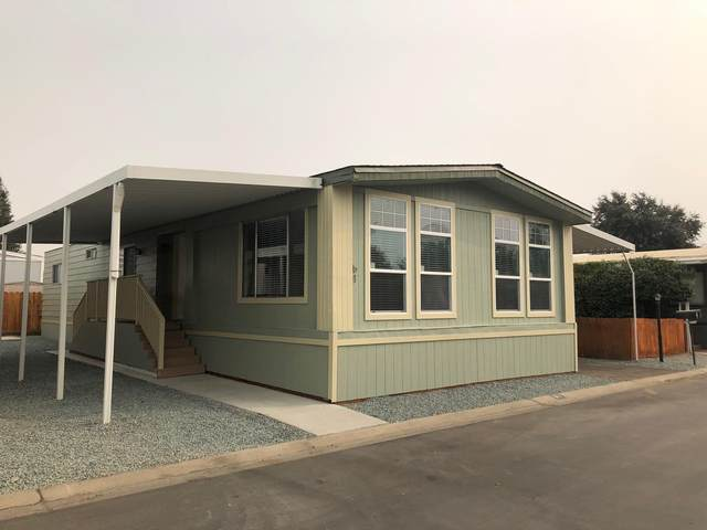 720 E Worth Avenue #61, Porterville, CA 93257 (#206789) :: Robyn Icenhower & Associates