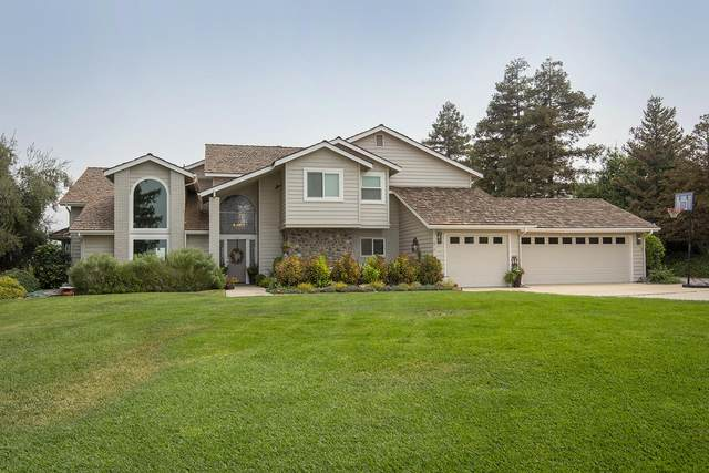 121 High Sierra Drive, Exeter, CA 93221 (#206794) :: The Jillian Bos Team