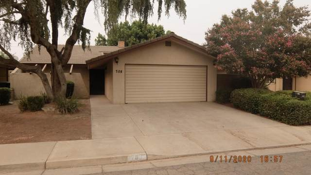 708 Fairhaven Circle, Porterville, CA 93257 (#206828) :: The Jillian Bos Team