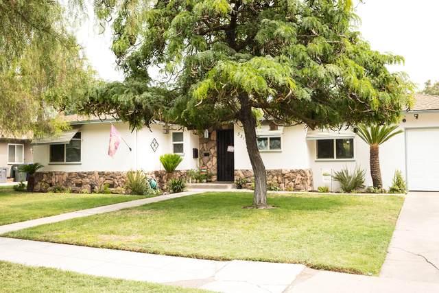 3314 N Mariposa Street, Fresno, CA 93726 (#206862) :: Martinez Team