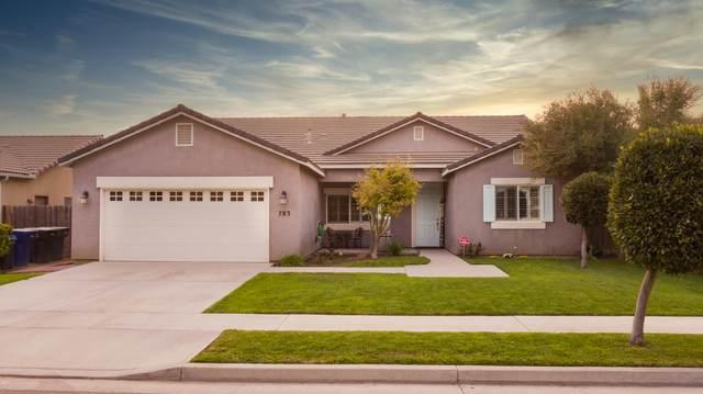 783 Spyglass Street, Tulare, CA 93274 (#206932) :: Martinez Team