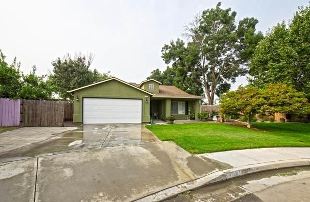 1139 Birch Avenue, Corcoran, CA 93212 (#206947) :: The Jillian Bos Team