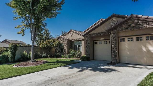 2855 S Cantamar Court, Visalia, CA 93292 (#207051) :: The Jillian Bos Team