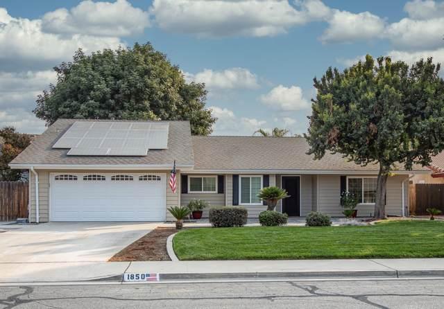 1850 S Hillcrest Drive, Visalia, CA 93292 (#207068) :: The Jillian Bos Team