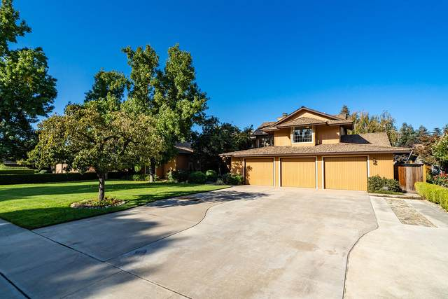 1827 S Teddy Street, Visalia, CA 93277 (#207082) :: The Jillian Bos Team