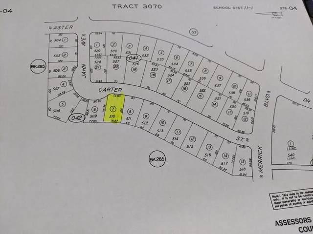 Carter St, Tehachapi, CA 93561 (#207141) :: Martinez Team
