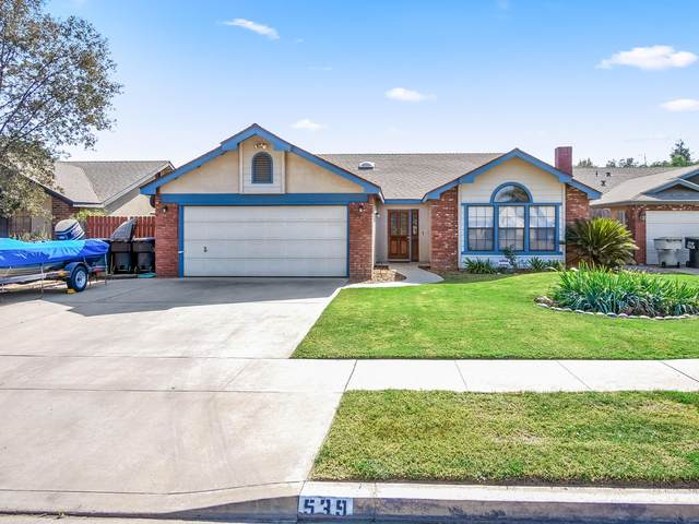 539 E Vine Court, Visalia, CA 93292 (#207526) :: Your Fresno Realty | RE/MAX Gold
