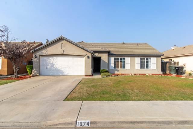 1874 W Westfield Avenue, Porterville, CA 93257 (#207550) :: The Jillian Bos Team