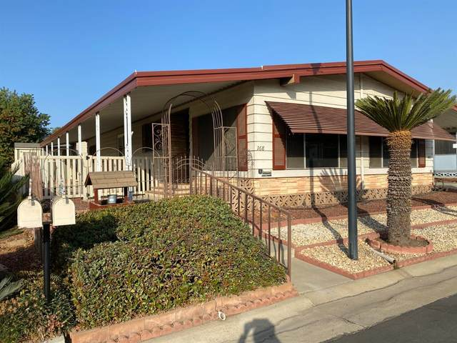 1300 Olson Avenue #168, Reedley, CA 93654 (#207597) :: Martinez Team