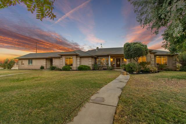 2165 W Morris Court, Exeter, CA 93221 (#207998) :: Robyn Icenhower & Associates