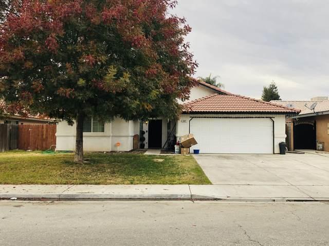 227 West Street, Shafter, CA 93263 (#208018) :: Martinez Team