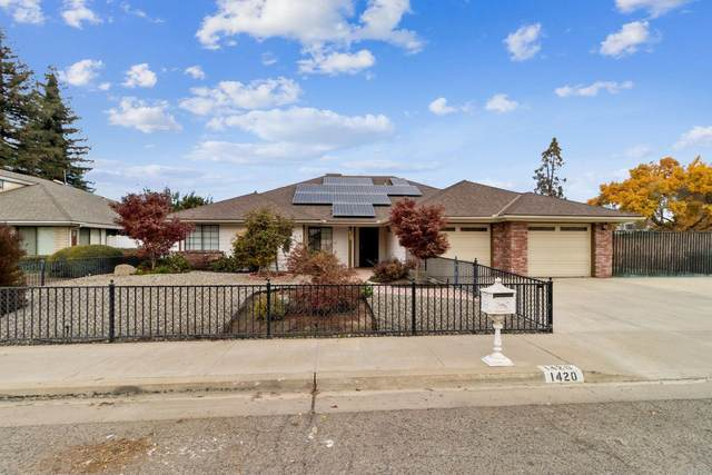 1420 W Cheryll Court, Porterville, CA 93257 (#208340) :: Your Fresno Realty | RE/MAX Gold