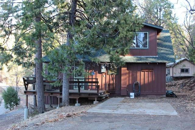 284 Soda Springs Court, Camp Nelson, CA 93265 (#208494) :: The Jillian Bos Team