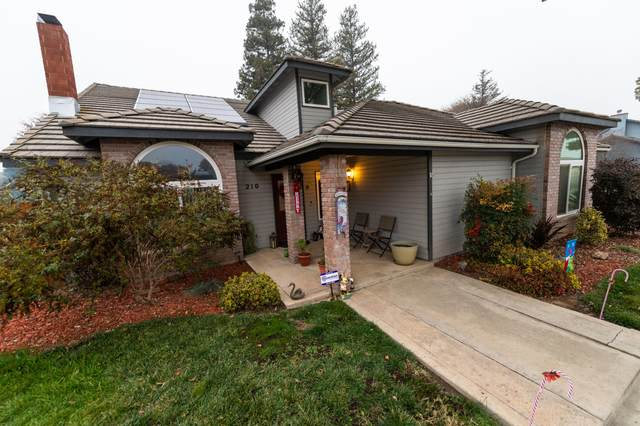 210 Hampton Court, Exeter, CA 93221 (#208532) :: Your Fresno Realty | RE/MAX Gold