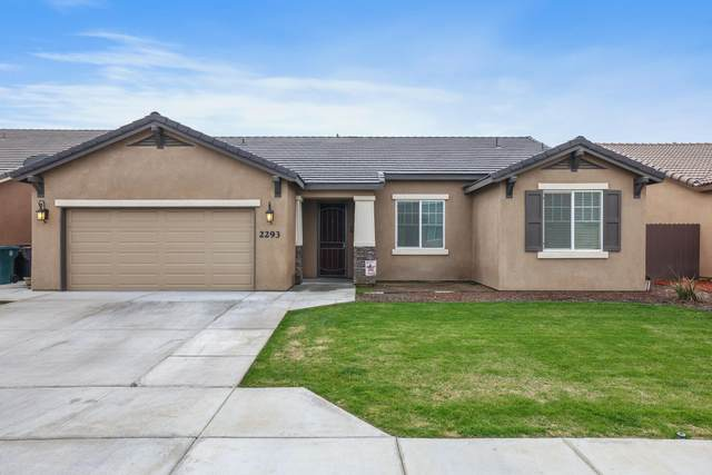 2293 Isleworth Court, Tulare, CA 93274 (#208676) :: Your Fresno Realty | RE/MAX Gold