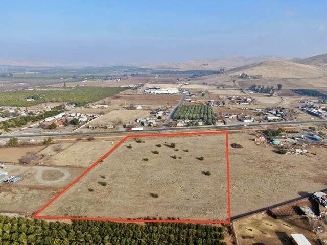 Orange Belt Drive, Porterville, CA 93257 (#208773) :: The Jillian Bos Team