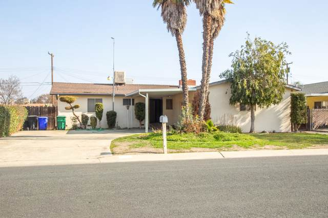 1086 N Cobb Street, Porterville, CA 93257 (#208807) :: The Jillian Bos Team