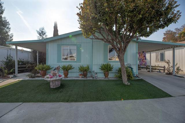 5211 W Dorothea Avenue #47, Visalia, CA 93277 (#208808) :: The Jillian Bos Team