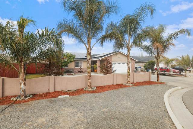 541 Vine Street, Lemoore, CA 93245 (#208818) :: The Jillian Bos Team