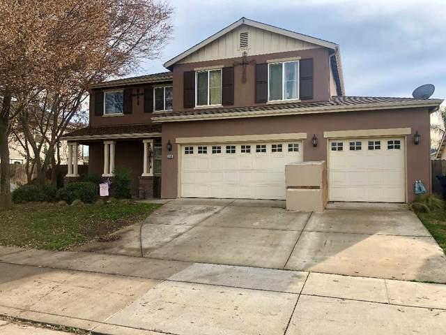 2293 Kirch Flat Avenue, Tulare, CA 93274 (#208820) :: The Jillian Bos Team