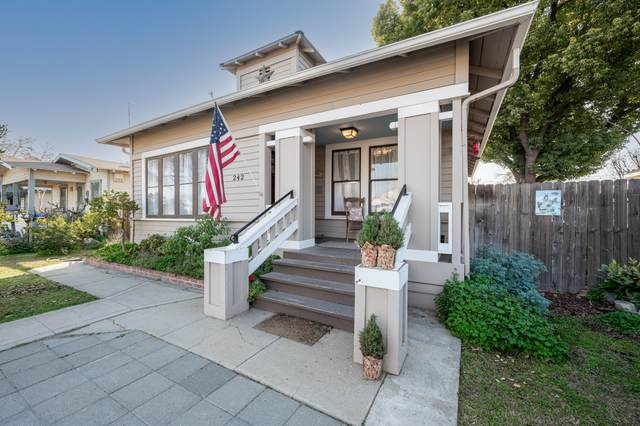 242 N C Street, Exeter, CA 93221 (#208852) :: The Jillian Bos Team