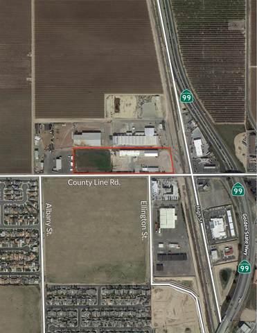 14250 County Line Road, Delano, CA 93215 (#209441) :: The Jillian Bos Team